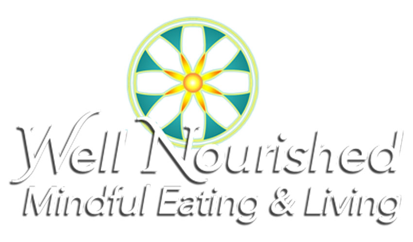 Well Nourished Mindful Eating and Leaving